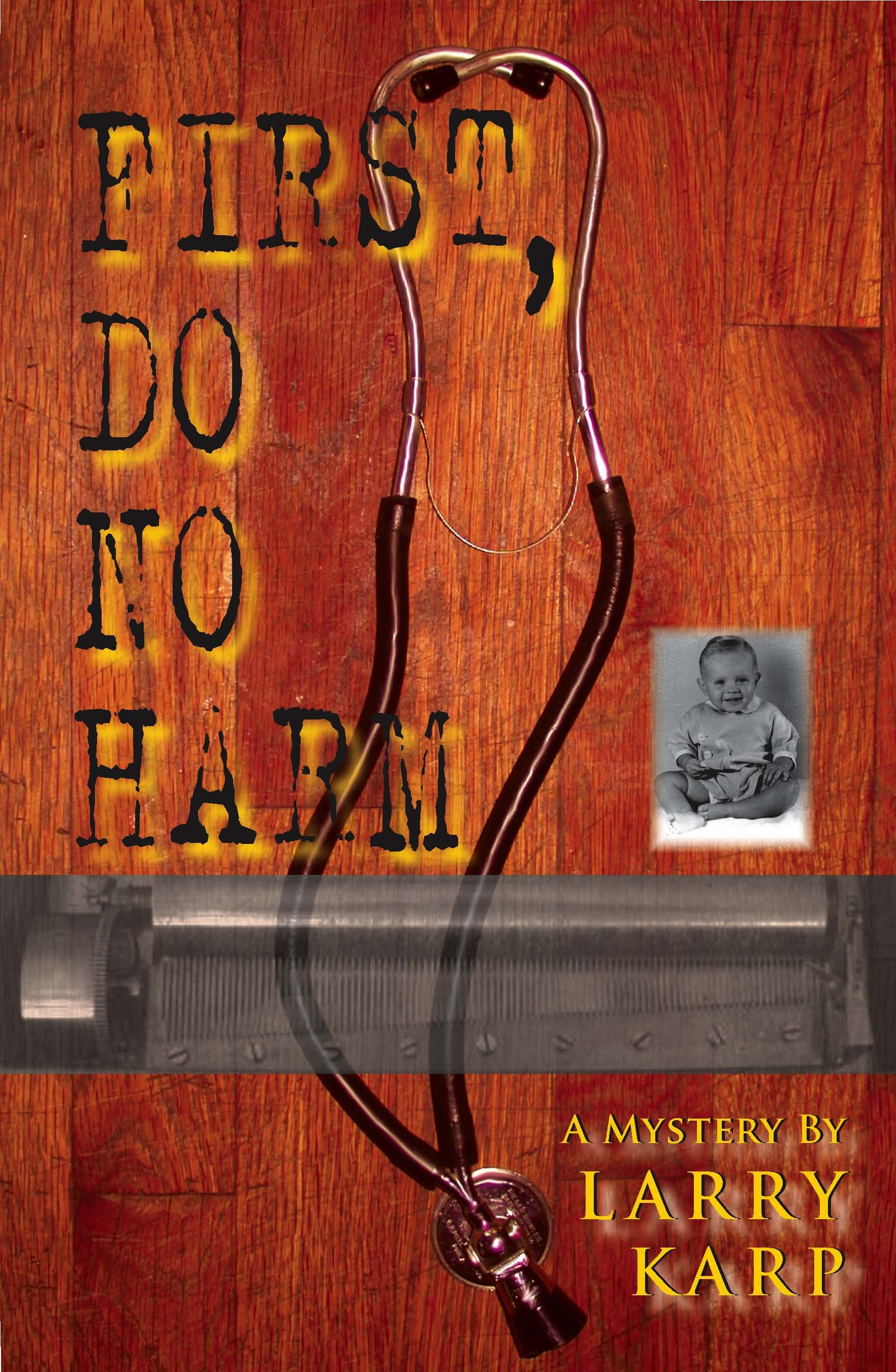 First, Do No Harm Cover