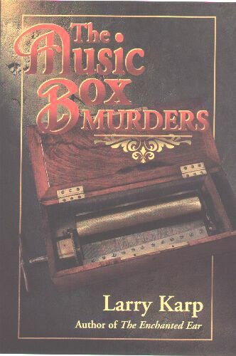 Music Box Murders Cover